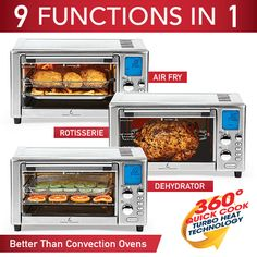 Power Air Fryer Oven 360 In 2019 Cool Stuff Oven Best