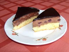 Hungarian Desserts, Hungarian Recipes, Hungarian Food, Good Food, Yummy Food, Tasty, Easy Desserts, Cake Recipes, Cheesecake