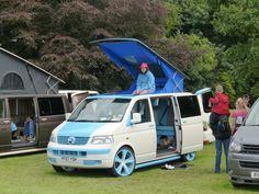 Crystal Campers, Leeds @VWfestival