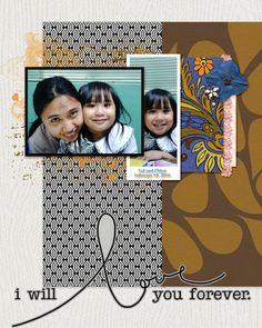 Using  Quick Pages Kit #51