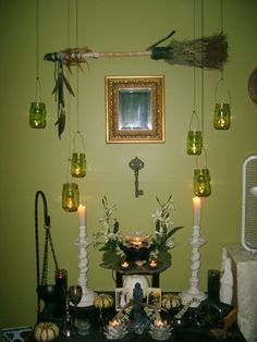☆ A Full View Hecete Altar -Picture I - By ~Jezebelwitch ☆