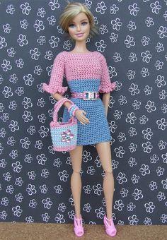 B33 | por Barbie Fashion Clothes