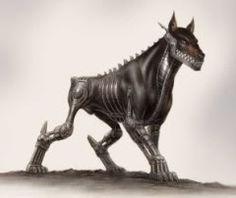cyborg animal anatomy - Google-haku