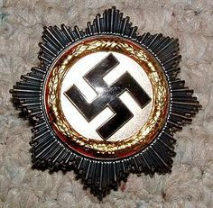 Though there was a great variety of awards introduced since the beginning of Word War II, Hitler felt that there was a need to bridge the significant gap that existed between the Iron Cross 1st Class and the Knights Cross. On September 28, 1941, the War Order of the German Cross (der Kriegsorden des Deutschen Kreuzes) was created to fill such a roll.