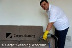 Woolwich SE18 Upholstery Cleaning Services