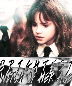 Hermione Granger  #harrypotter