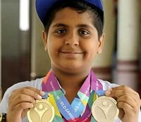 <div>Indian contingent came back from the Special Olympics with a tally of 173 medals in total out of which 47 are gold medals. They made every Indian proud by winning 47 gold medals, 54 silver medals and 72 bronze medals. Kudos to the team for the glorious result! </div><div> </div> itimes.com