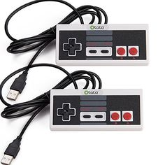 Amazon Lightning Deal 57% claimed: kiwitatá Classic Nintendo FC NES USB Game Controller USB PC Controllers Mac J... http://www.lavahotdeals.com/ca/cheap/amazon-lightning-deal-57-claimed-kiwitata-classic-nintendo/133604