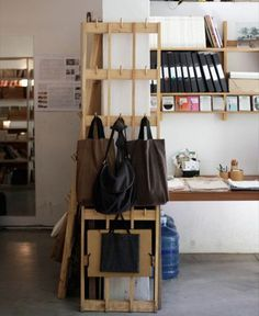 Ideas for Wooden Pallet Crafts: 8 Pallet Furniture   101 Pallets