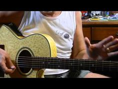 How to Play Blues Guitar Power Chords - Easy E Blues Jam - Acoustic Blues Guitar Lesson - - YouTube