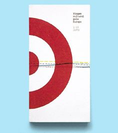 In'Cultur on Behance Travel Brochure Design, Creative Brochure, Brochure Ideas, Brochure Inspiration, Design Inspiration, Corporate Stationary, Planet Design, Behance, 1
