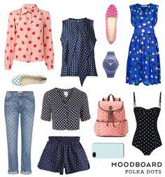Moodboard –Polka Dots — Sew DIY