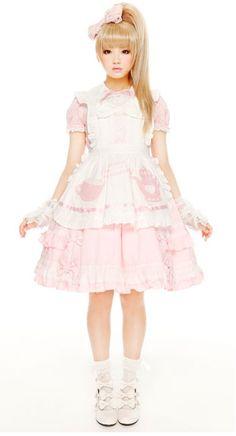 ♥ sweet lolita, fairy kei, decora, lolita, loli, victorian, rococo ♥