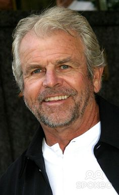 "William Devane. Liked him on ""Knot's Landing"" and now on ""24""."