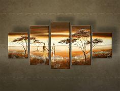 Tablouri canvas AFRICA FB333E5