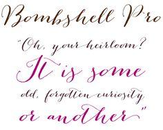 Friday DIY Roundup: My 10 Favorite Wedding Fonts