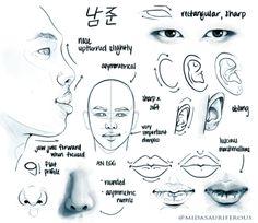 How to draw Namjoon-ssi