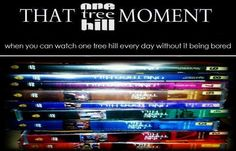 THAT OTH MOMENT ...   (I've seen the complete serie four times already haha)