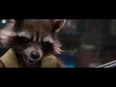 Guardians Of The Galaxy - Hooked On A Feeling - YouTube