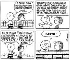#thepntsgang #pnts #schulz #charliebrown #linus #fear #libraries #libraryfever #mental #disturbances #strange #outofplace #earth