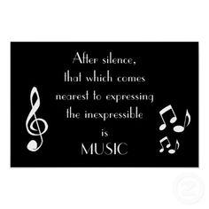 just music.