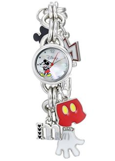 Disney Discovery- Mickey Mouse Charm Watch