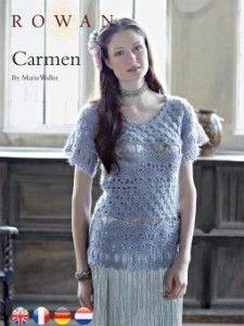 Make It Crochet   Your Daily Dose of Crochet Beauty   Free Crochet Pattern: Carmen