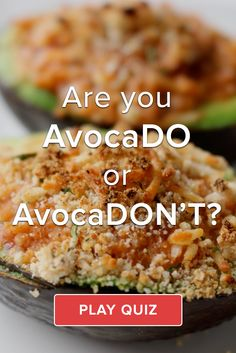 Are you AvocaDO or AvocaDON'T? There are two types of people in the world; those who love avocados, and those who do not.