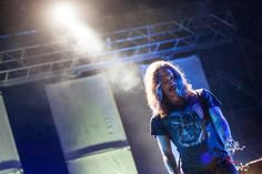 Brandon Boyd, Rome 25/06/2012