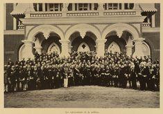 Representatives of the nobility at the coronation of Nicholas II, Emperor of Russia Emperor, Russia