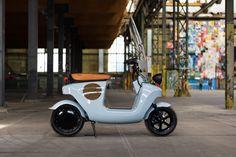 植物製ボディのグリーンな電動スクーター「Be.e」 | TABI LABO