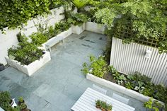 Sloane mews london n4 garden design amp build by joey donovan via