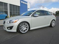 2012 Volvo C30 in Cosmic White :-)