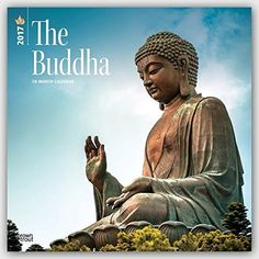2017 Monthly Wall Calendar  Buddha * Continue to the product at the image link.