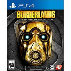 Sony Borderlands: The Handsome Collection - PlayStation 4