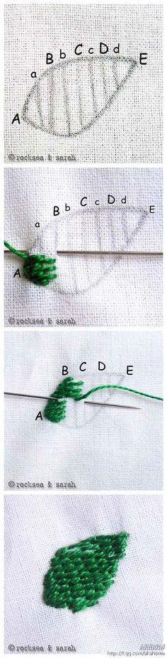 rocksea & sarah embroidery