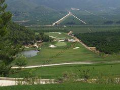 Campo de golf La Galiana (Valencia). Más información en http://www.golfsencillo.com/campos/spain/valencia/la-galiana-golf