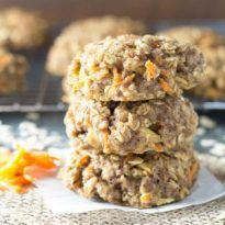 http://kristineskitchenblog.com/carrot-cake-breakfast-cookies/
