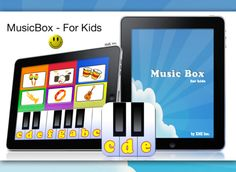 Free Music Box - For Kids :)   ($0.00) Music Box - For Kids is an entertaining way to keep your little ones occupied while allowing them to become familiar with the instruments they may one day master.