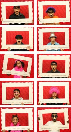Project Denneler: My Silly Valentine Photo Booth