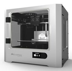 EcubMaker 3D Technology Fantasy Pro 2 3D Printer. The 3D printer, called Fantasy Pro II has a lot of stunning features including dual extruder, allowing for multi-material and multi-color prints. EcubMaker R&D print heads also work more stable compared to other brands and greatly prevents clog on the process of printing.
