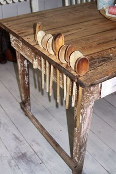 Fabulous Farmhouse Tables