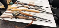 A Davis man was arrested following a traffic stop Monday night in South Davis after police officers found six stolen firearms as well as jewelry and foreign currency taken during a Vacaville burglary in the man's car. Aleksander David Storm, 28, was arrested for burglary, grand theft, criminal p...  http://www.davisenterprise.com/local-news/crime-fire-courts/traffic-stop-leads-to-arrest-for-stolen-firearms/  #davisenterprise #Crime,Fire+Courts #A2