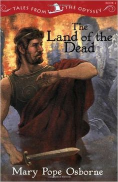 Amazon.com: Tales from the Odyssey: The Land of the Dead - Book #2 (9780786809295): Mary Pope Osborne, Troy Howell: Books