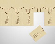 Les 30 cartes de visite les plus originales et qui vous donneront des idées pour créer les vôtres !
