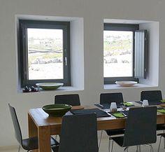 Classic-DinningRoom-Wooden-Table-Chairs-SaladBowl-White-Santorini-Greece