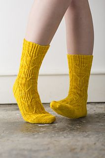 Dawlish by Rachel Coopey #socks #knit