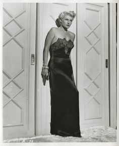 Rita Hayworth, 'The Lady from Shanghai', 1947