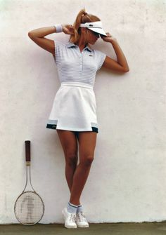 From the Lacoste S.A. Archives.  © All Rights Reserved.