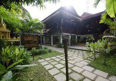 Khmer Charming Restaurant : Siem Reap, Cambodia